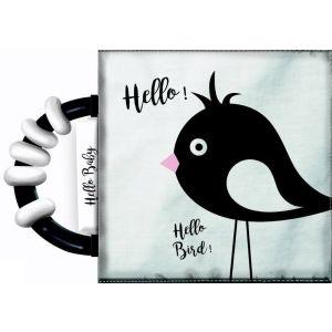 Knisperboekje Hello Baby