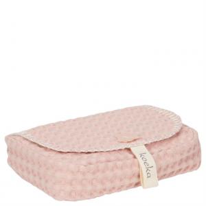 Koeka Hoes Babydoekjes Antwerp Shadow Pink