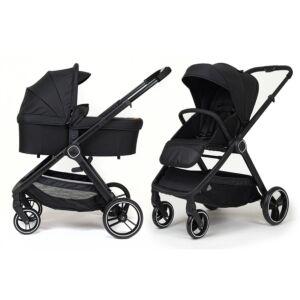 Kinderwagen NoviNeo Black/Black Grip