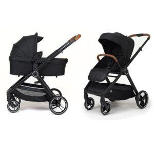 Kinderwagen NoviNeo Black/Cognac Grip