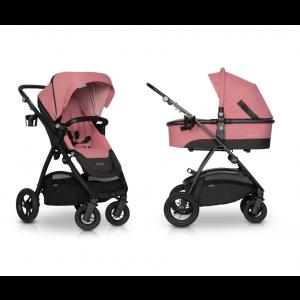 Kinderwagen EasyGo Optimo 2in1 Rose