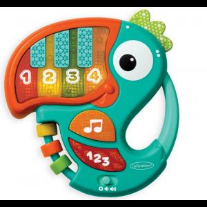 Muziek Piano & Nummers Infantino Toucan