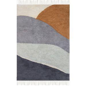 Vloerkleed Little Dutch Horizon Blue 90x130cm