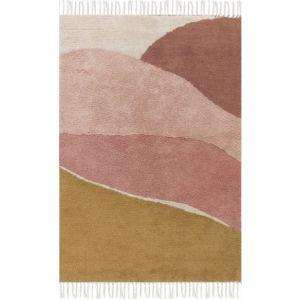 Vloerkleed Little Dutch Horizon Pink 90x130cm