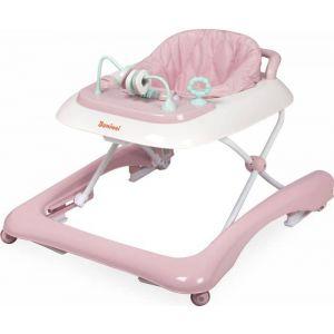Loopstoel Baninni Pio Pink