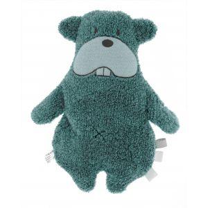 Knuffel Snoozebaby Bammy Beaver Smokey Green
