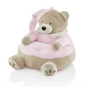 Kinderfateuil Babyjem Beer 672 Pink