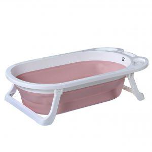 Bad Opvouwbaar Titanium Baby Wave Roze