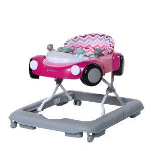 Loopstoel Titanium Baby Keverkar Roze