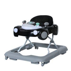 Loopstoel Titanium Baby Keverkar Zwart