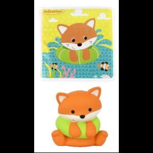 Badspeelgoed Infantino Bath Book With Squirter
