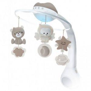 B-Kids Muziekmobiel Projector Cream/Grey