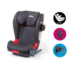 Autostoel Childhome Isotop Black