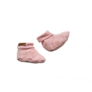 Slofjes Little Dutch Melange Pink