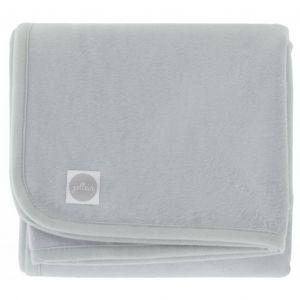Deken Wieg Jollein 75x100 Katoen Soft Grey