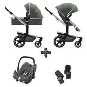 Kinderwagen Joolz Day+ Marvellous Green incl. Autostoel & Adapters