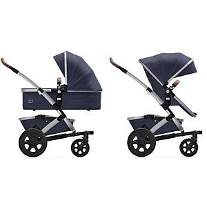 Kinderwagen Joolz Geo2 Classic Blue + Gratis Wipstoel