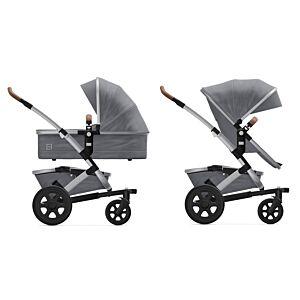 Kinderwagen Joolz Geo2 Gorgeous Grey + Gratis Wipstoel