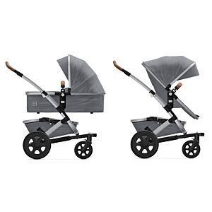 Kinderwagen Joolz Geo2 Gorgeous Grey + Gratis Autostoel