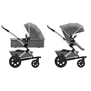 Kinderwagen Joolz Geo2 Radiant Grey + Gratis Wipstoel