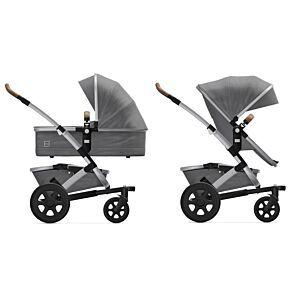 Kinderwagen Joolz Geo2 Radiant Grey + Gratis Autostoel
