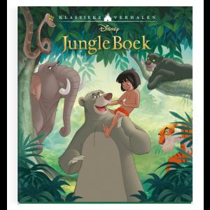 Boek Deltas Uitgeverij - Disney Jungle Boek