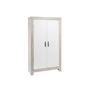 Kast Nordica Halifax/White 2-deurs