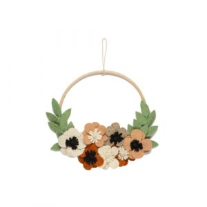 KidsDepot Flower Hoop Decoratiehanger Flowers