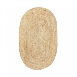 Kleed Kidsdepot Jute Oval 80x135
