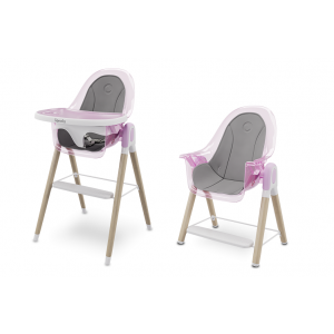Kinderstoel Lionelo Maya Pink Rose