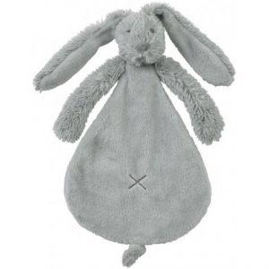 Knuffeldoekje Happy Horse Rabbit Richie Grey Tuttle