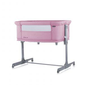 Co-Sleeper Chipolino Wieg Mommy 'n Me Pink
