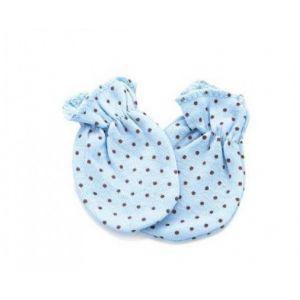 Krabwantjes Babyjem Prematuur Blauw Dots