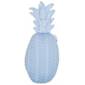 Kussen Baby Anne-Cy Ananas Kabel Blauw