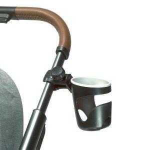 Cupholder Kinderwagen / Buggy A3 Zwart