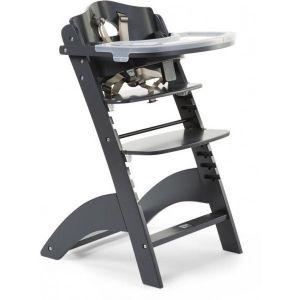 Kinderstoel Lambda 3.0 Antraciet met Stoelverkleiner