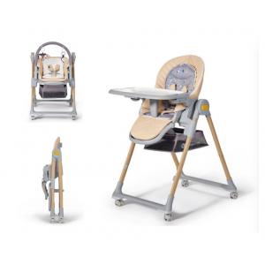 Kinderstoel Kinderkraft 2-in-1 Lastree Wood
