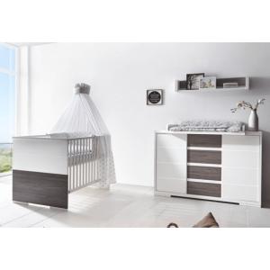 Babykamer Fleedwood Mac Antra (Ledikant + Commode)