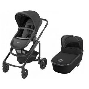Kinderwagen 2-in-1 Maxi-Cosi Lila CP Essential Black
