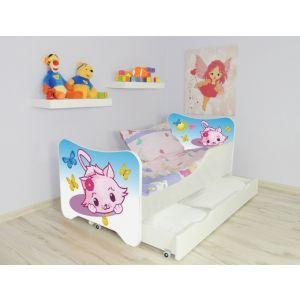Kleuterbed Top Beds Happy 160x80 Poes Incl. Matras + Bedlade