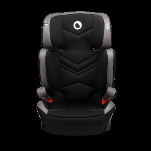 Autostoel Lionelo Hugo Leather Grey ISOFIX
