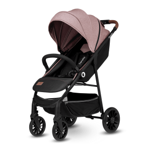 Buggy Lionelo Zoey Pink Rose