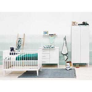 Babykamer Bopita Locker (2-deurskast)