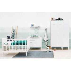 Babykamer Bopita Locker (3-deurskast)