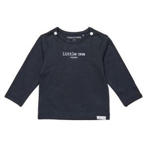 Noppies Shirt Lange Mouw Hester Charcoal