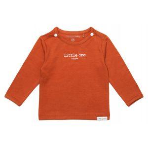 Noppies Shirt Lange Mouw Hester Spicy Ginger