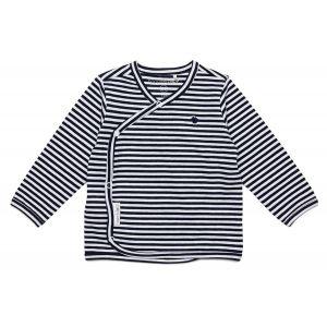 NOPPIES Shirt Lange Mouw Uni Soly Navy