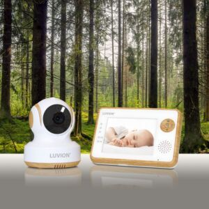 Babyfoon Luvion 88 Essential Set Limited Edition Hout