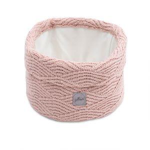 Mand Jollein River Knit Pale Pink