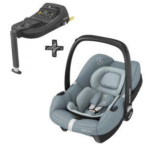Autostoel Maxi-Cosi Tinca Essential Grey I-Size met Tinca Base